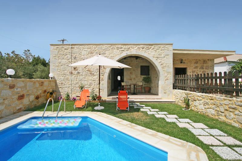 Stelios Villas, holiday rental in Falassarna