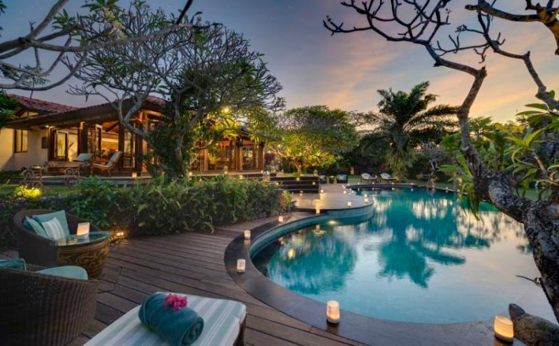 Villa-Indië, Bali