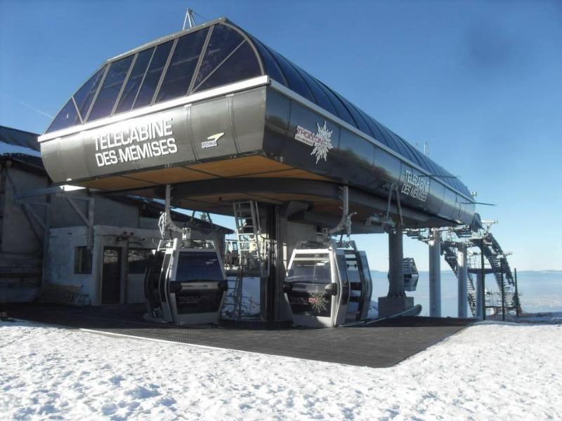 Ski apartment in French Alps, location de vacances à Thollon-les-Mémises