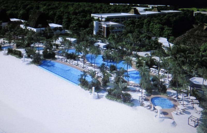 Resort Beach overzicht