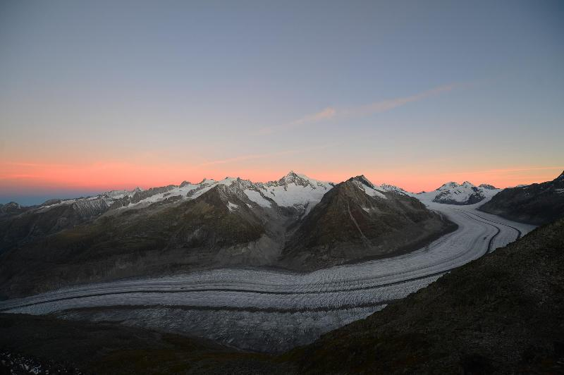 Great Aletsch Glacier to experience ...
