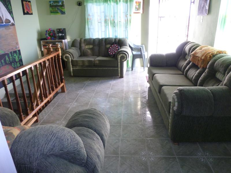 Seewave Villa, holiday rental in Saint Thomas Parish