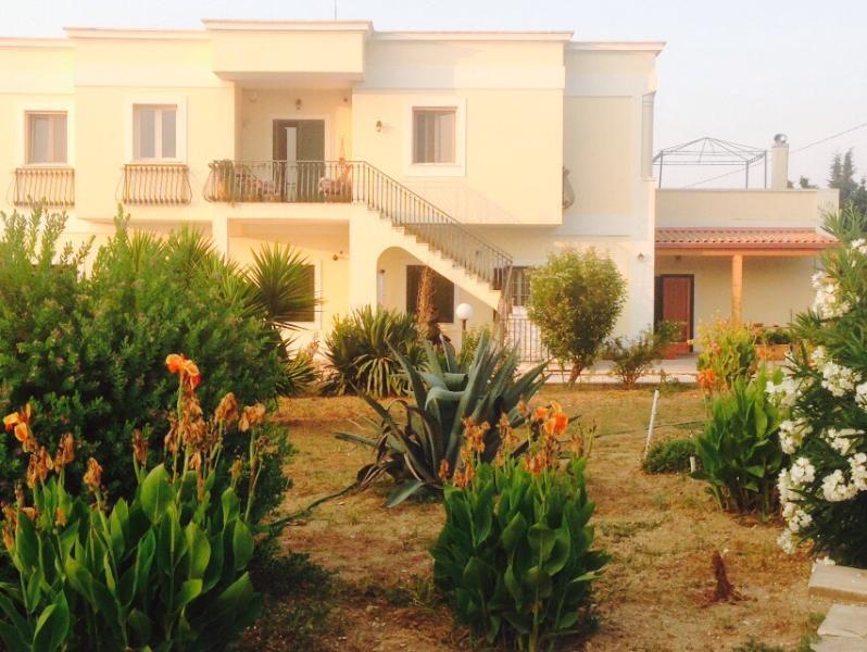 tuin en frontstructuur