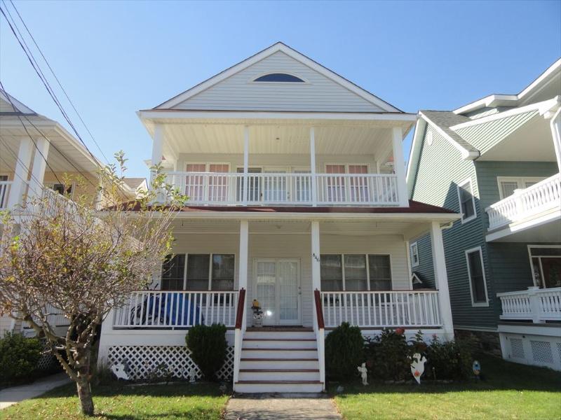 846 3rd Street 2nd Flr. 100315, alquiler de vacaciones en Ocean City