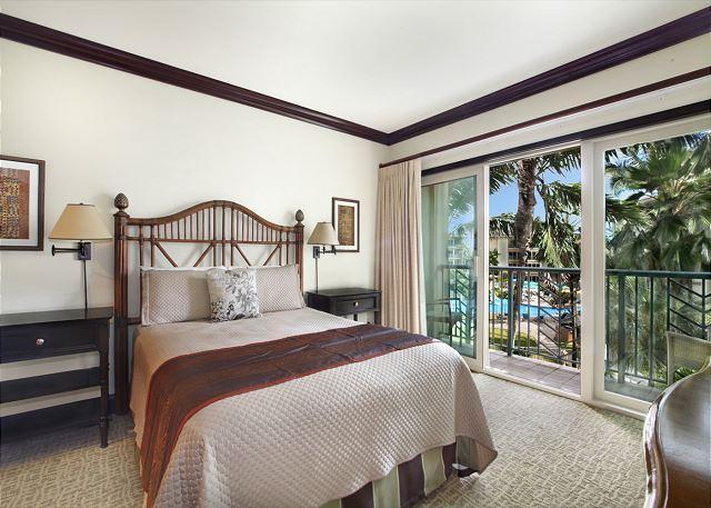 F302 - PRIME POOL VIEW **AC** Resort Pool & Restaurant, location de vacances à Kauai