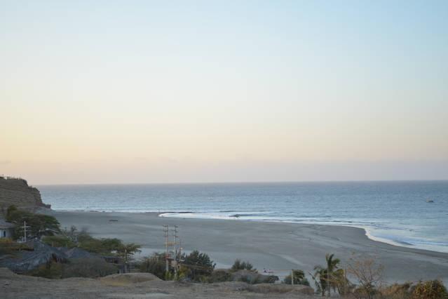 Organos beach
