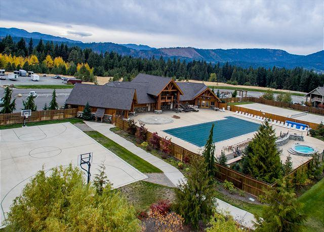 Roslyn Ridge Activity Center Opens May 13th to Mid Sept ($7per person)