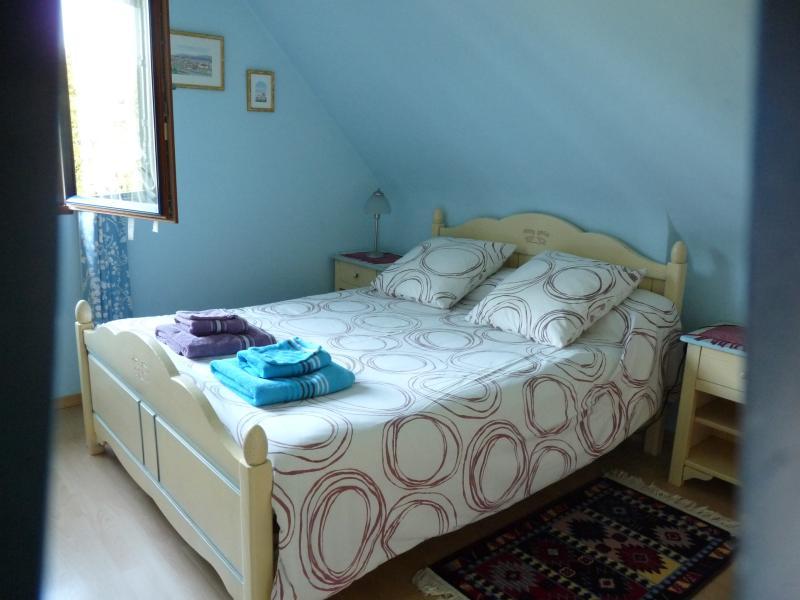 Chambre bleue / camera Bleue