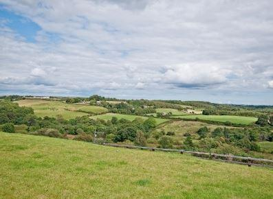 Enjoy stunning views of the Beamish Valley.