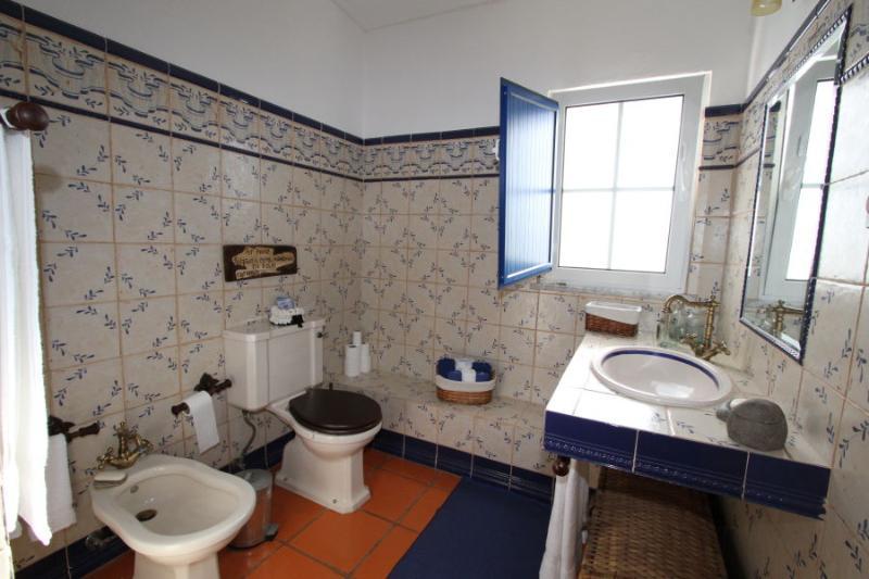 Gemeenschappelijke badkamer (met grote douche).