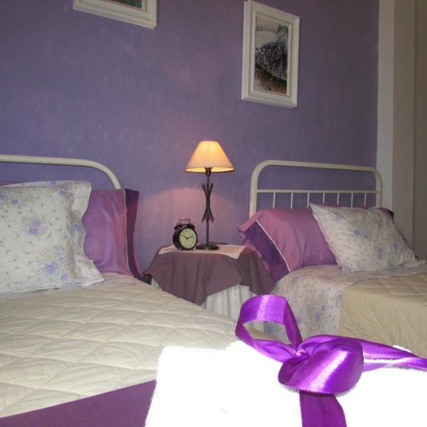 'Quarto do Rosmaninho' - 'Rosemary slaapkamer'.