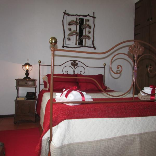 'Quarto da Papoila' - 'Poppy slaapkamer'.