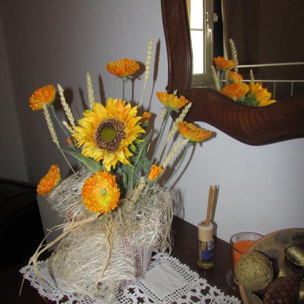 'Quarto do Girasol' - 'Sunflower slaapkamer', detail.