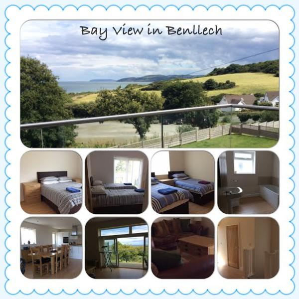 Bayview House, vacation rental in Brynteg