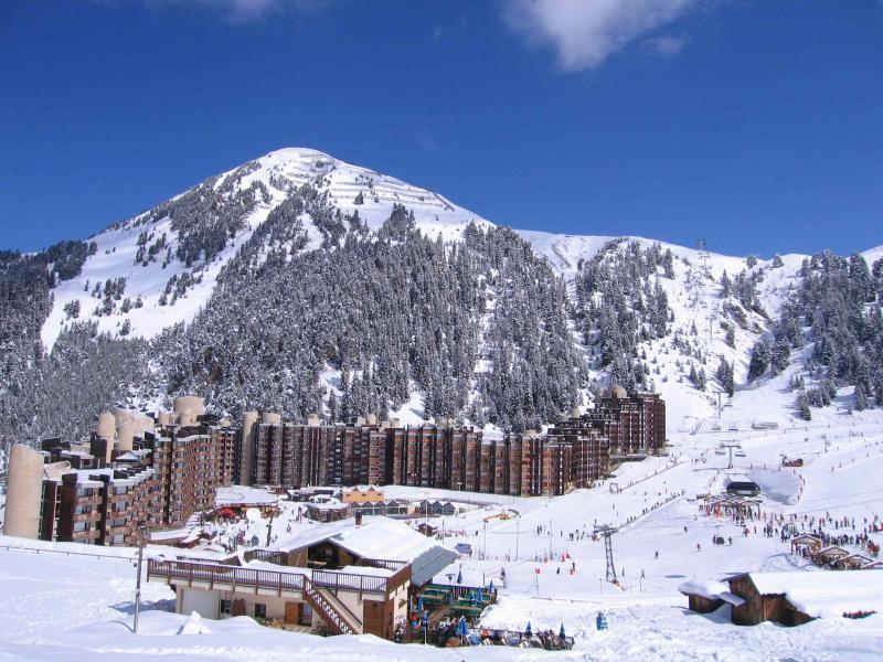 Plagne Bellecote - arguably the best ski station in la plagne!