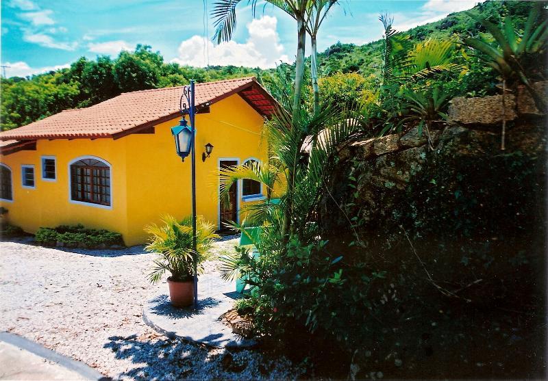 Villa Daniella - Eco Casa 1B, alquiler vacacional en Governador Celso Ramos