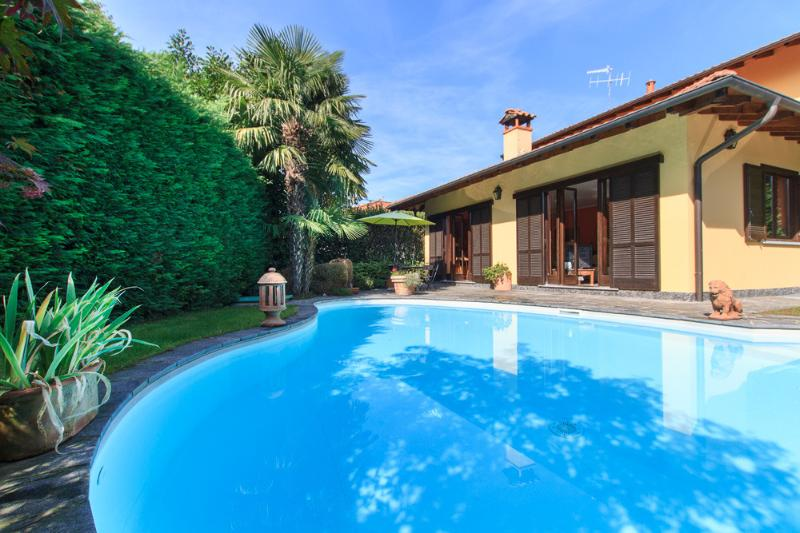 Villa Biganzolo Verbania, Lac Majeur - NORTHITALY VILLAS Locations vacances Villa
