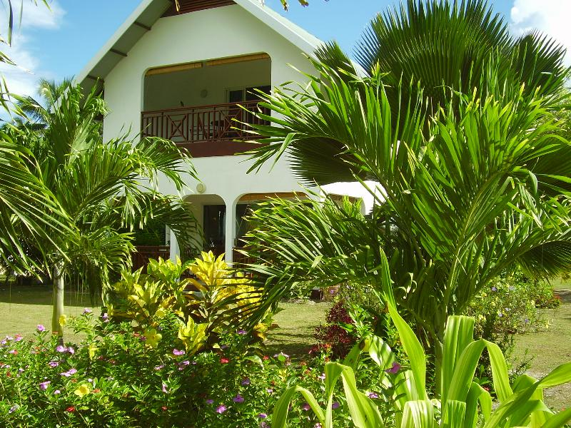Fairy-Tern Chalet, Cerf Island, Seychelles, holiday rental in Anse Etoile