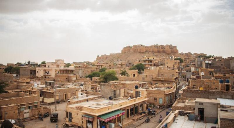 Charming room in Golden City Jaisalmer, holiday rental in Jaisalmer