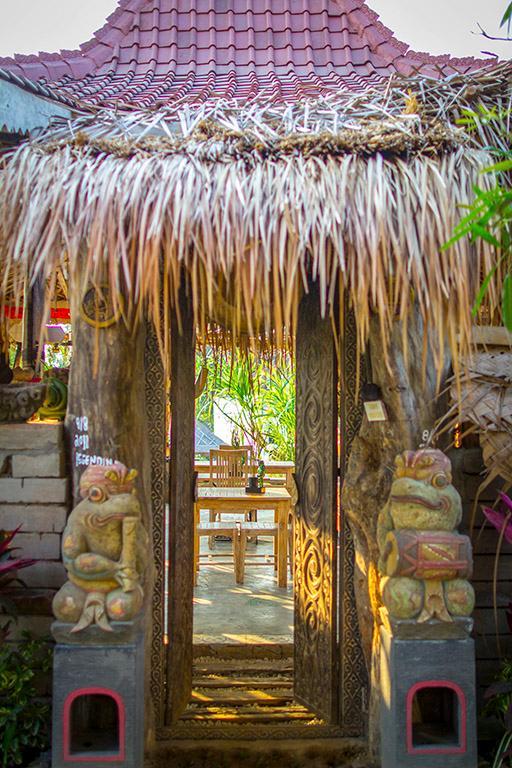 Main entrance gate of KTS.Restaurant