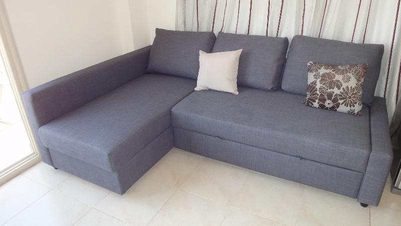 New sofa bed - Oct 2015