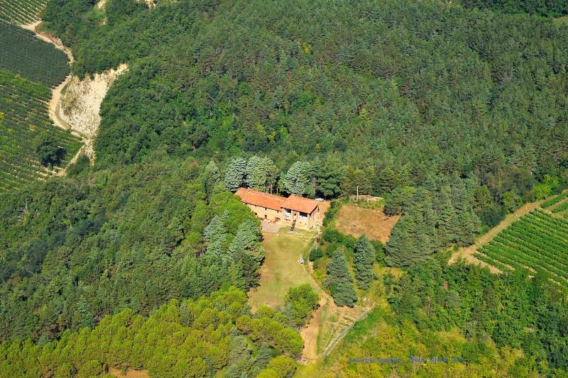 Vidovina: Forest Farmhouse Retreat, alquiler vacacional en Borgo Tossignano