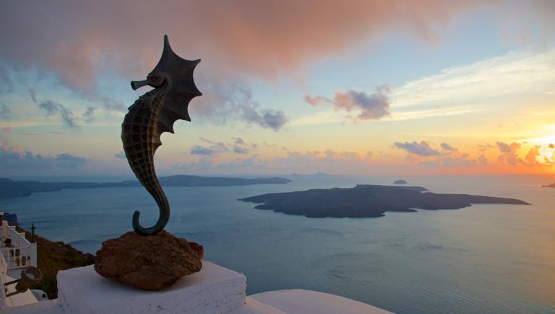 SeaHorse Residence 1, Ferienwohnung in Santorin