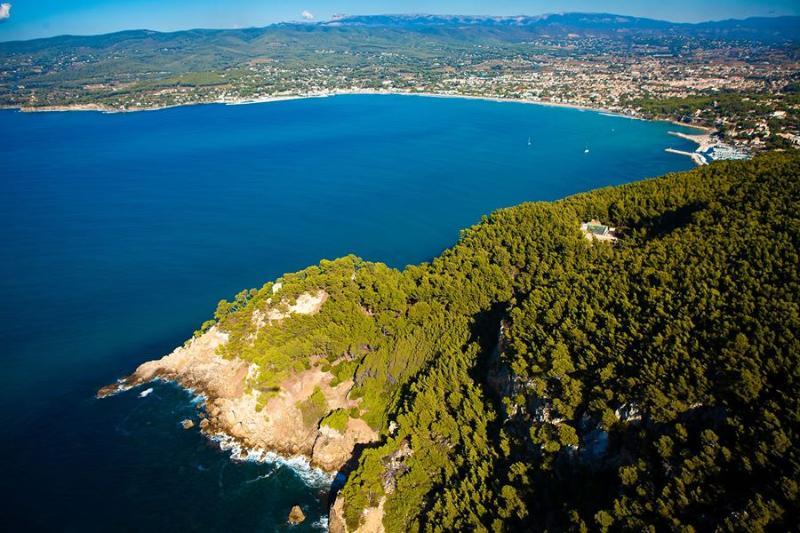 The Bay of les Lecques