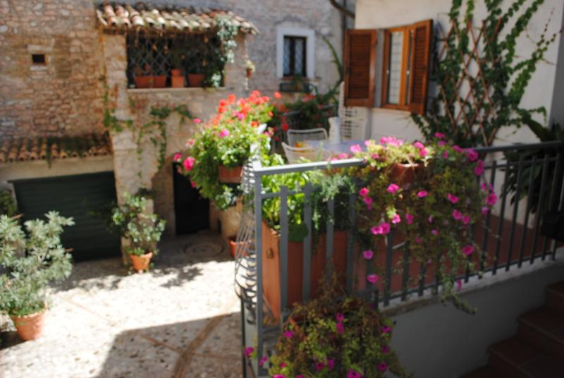Your italian home UMBRIA the heart of ITALY. True italian countrylife., holiday rental in Spoleto
