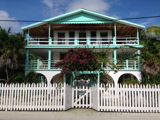 Enjoy island living at The Reef House!