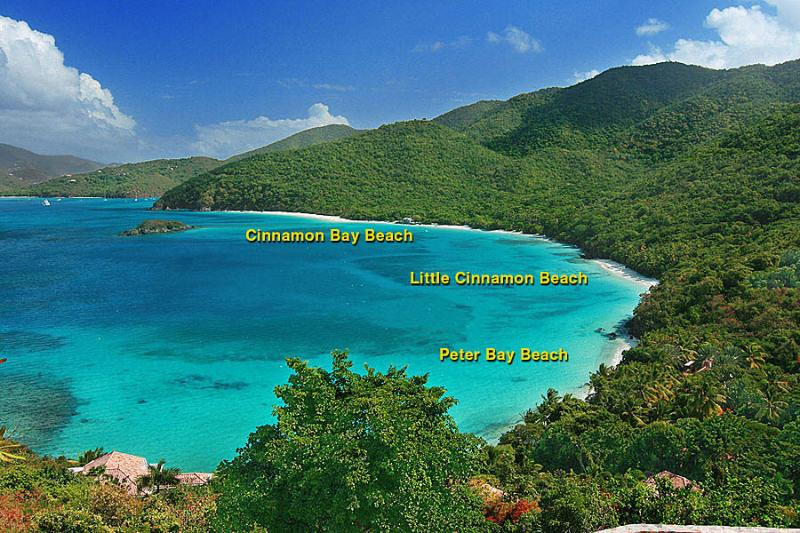 At Cinnamon Breeze, your neighborhood is the most beautiful beaches in the world...!