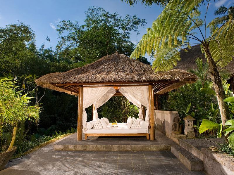Villa Maya Retreat - bale Garden