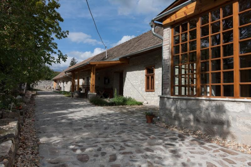 Karádi-Berger apartment in the winery, holiday rental in Szerencs