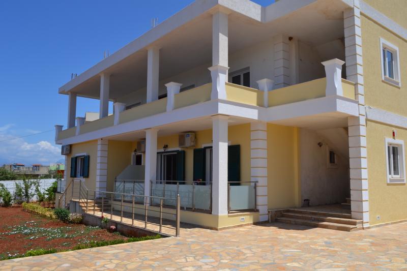 Ria's Apartments Ksamil - Apartment 1, holiday rental in Saranda