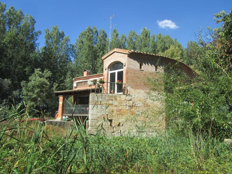 Ferme, La maison Aceña de Huerta