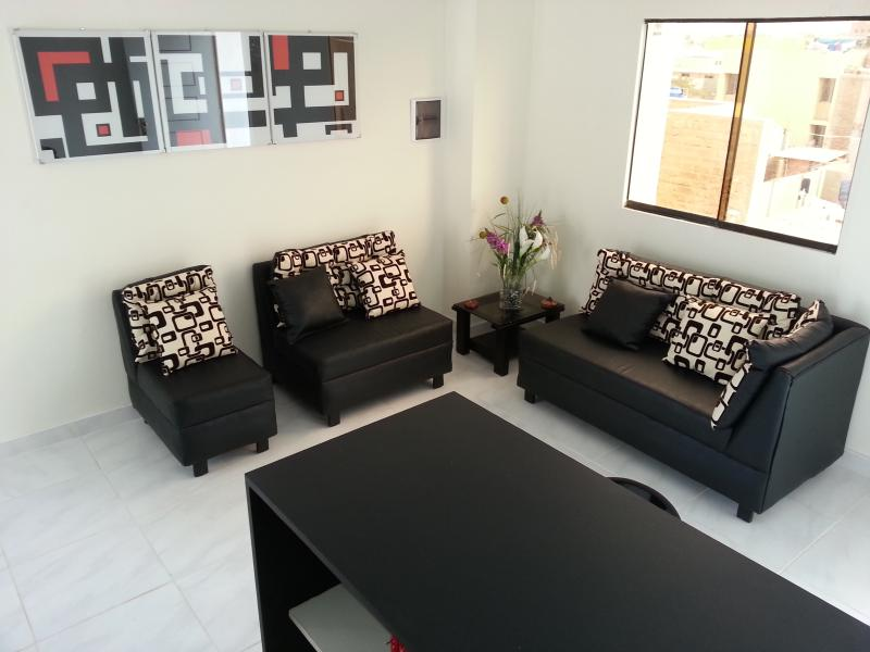 Short Stay Apartment for rent Chiclayo (furnished), vacation rental in Lambayeque