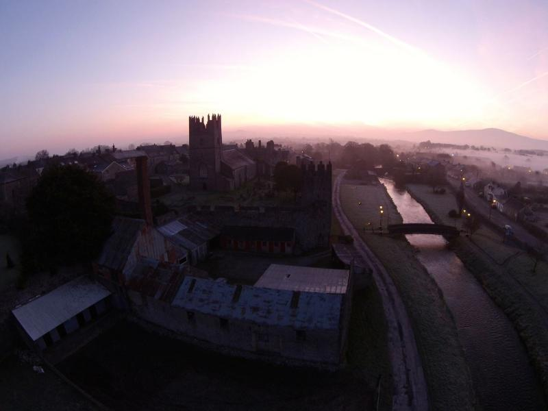 Dawn over Fethard
