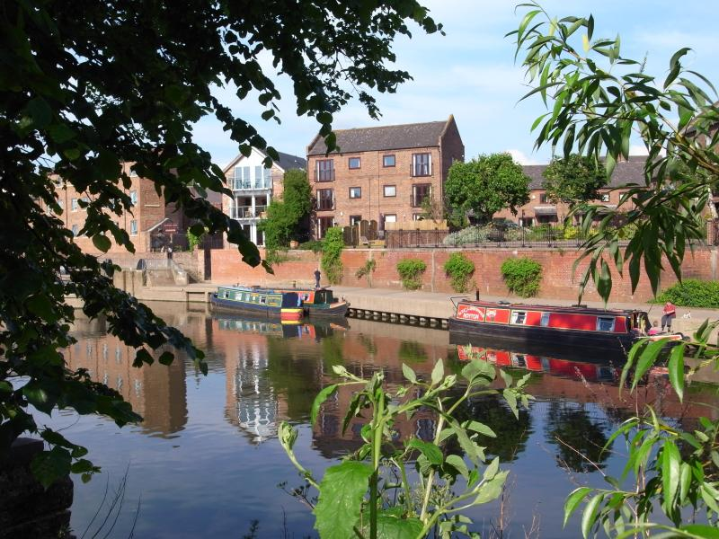 Castle Mills View, Fewster Way, vacation rental in York
