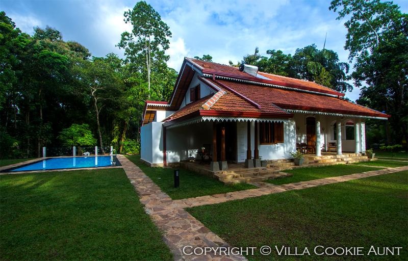 Villa Cookie Aunt, holiday rental in Induruwa