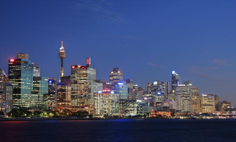 Sydney CBD is just 1.3 kms away