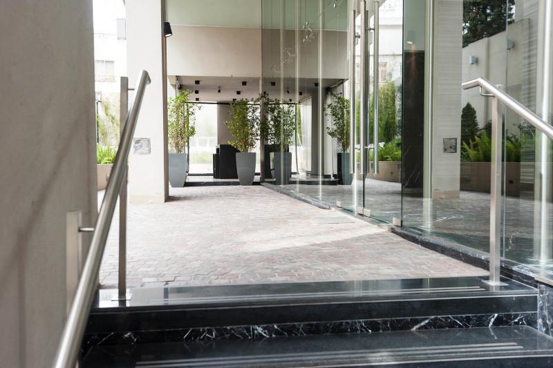 Entrance to Elavator