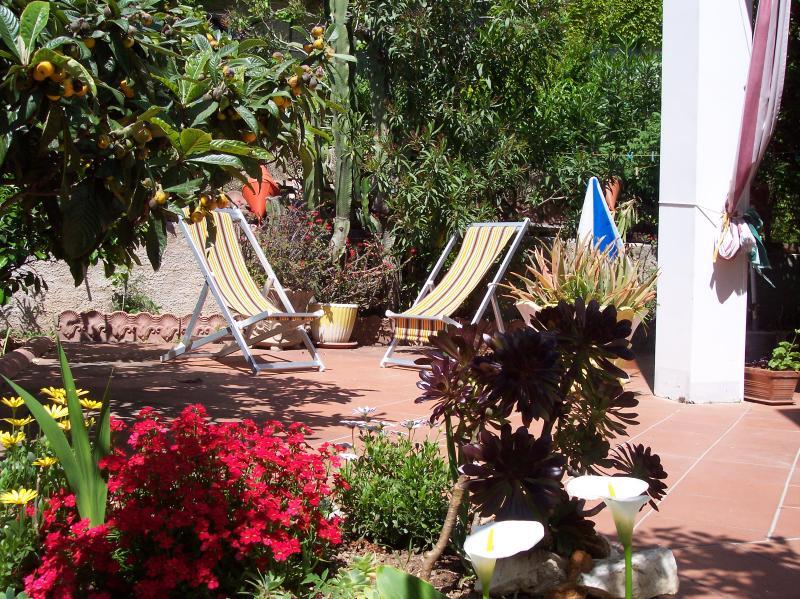 veranda e terrazza