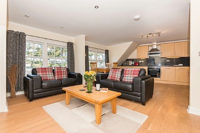 Sundew Apartment, holiday rental in Looe