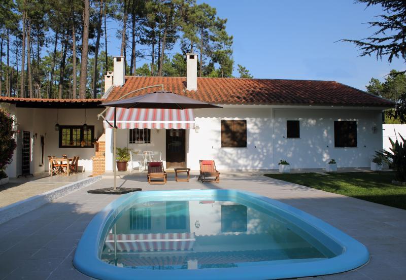 Villa Verdizela, Golf & Beach, Villa for 4, location de vacances à Amora