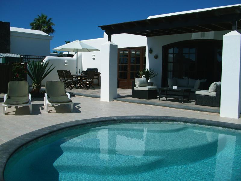 Casa Palana - rear view of the property