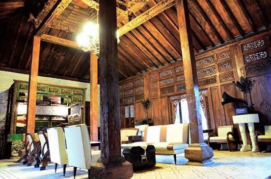 guesthouse garut De Roemah Hampor, holiday rental in Garut
