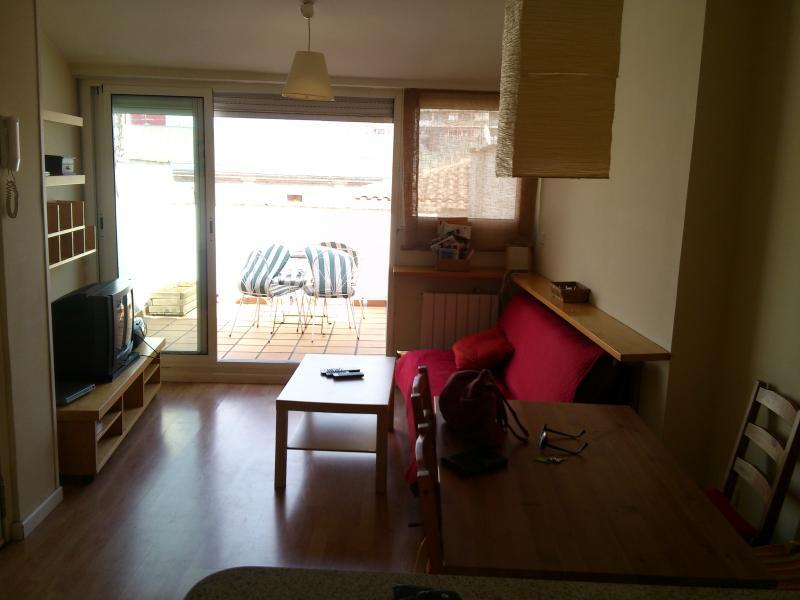Salón + terraza