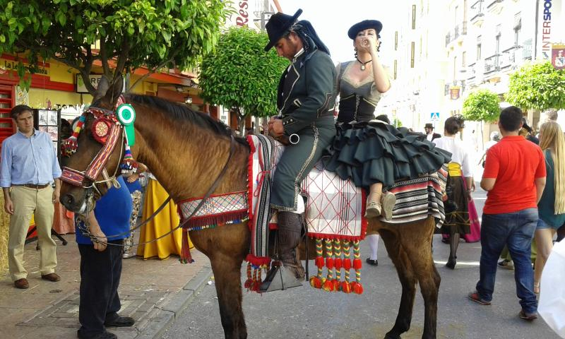 Take a trip into the local villages to share in their traditional Fiestas