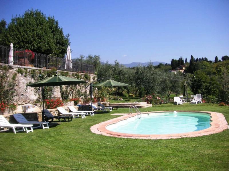 Villa Raffaello, alquiler vacacional en Germinaia