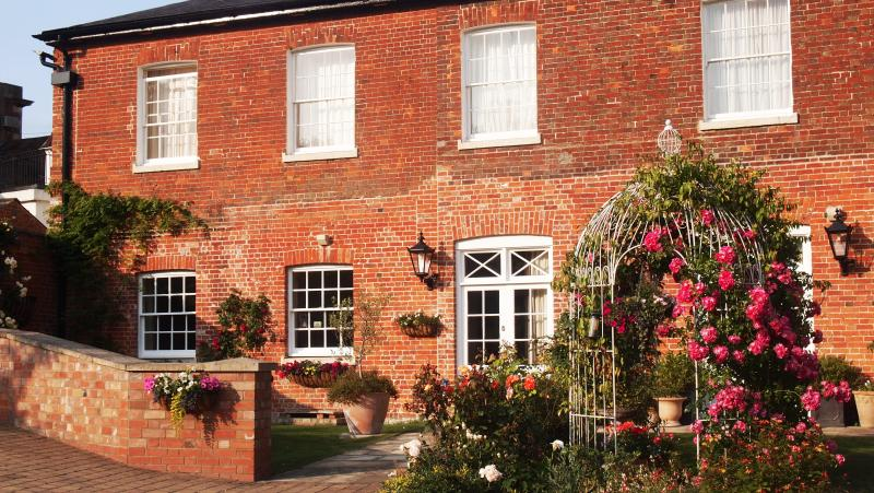 West View House is in the centre of Devizes but is tucked away in a very quiet area.